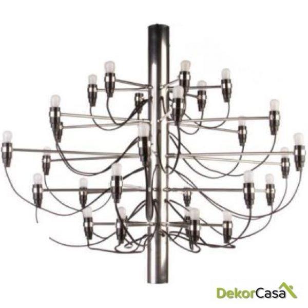 Lámpara de techo Dante 81 x 81 x 30 cm