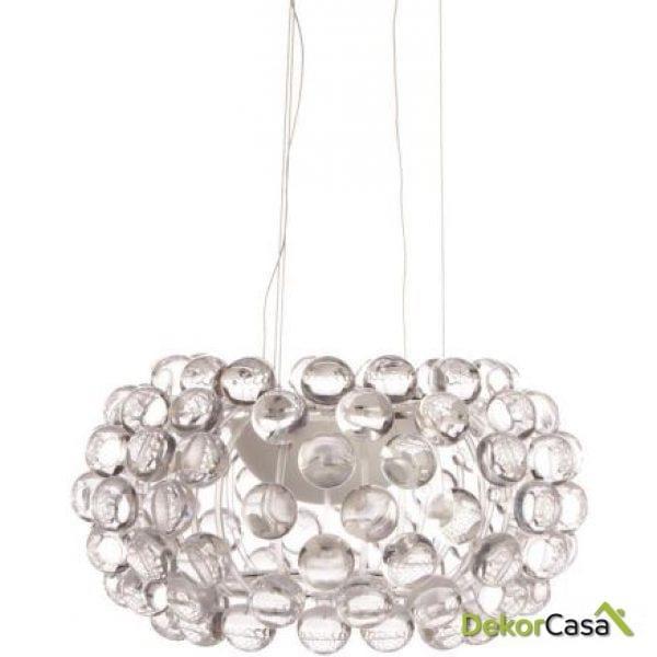 Lámpara de techo Perla 45 x 45 x 40 cm