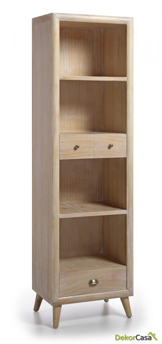 Libreria Bromo 55 x 40 x 190 cm