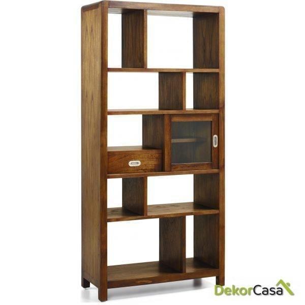 Libreria Flash 90 x 40 x 190 cm