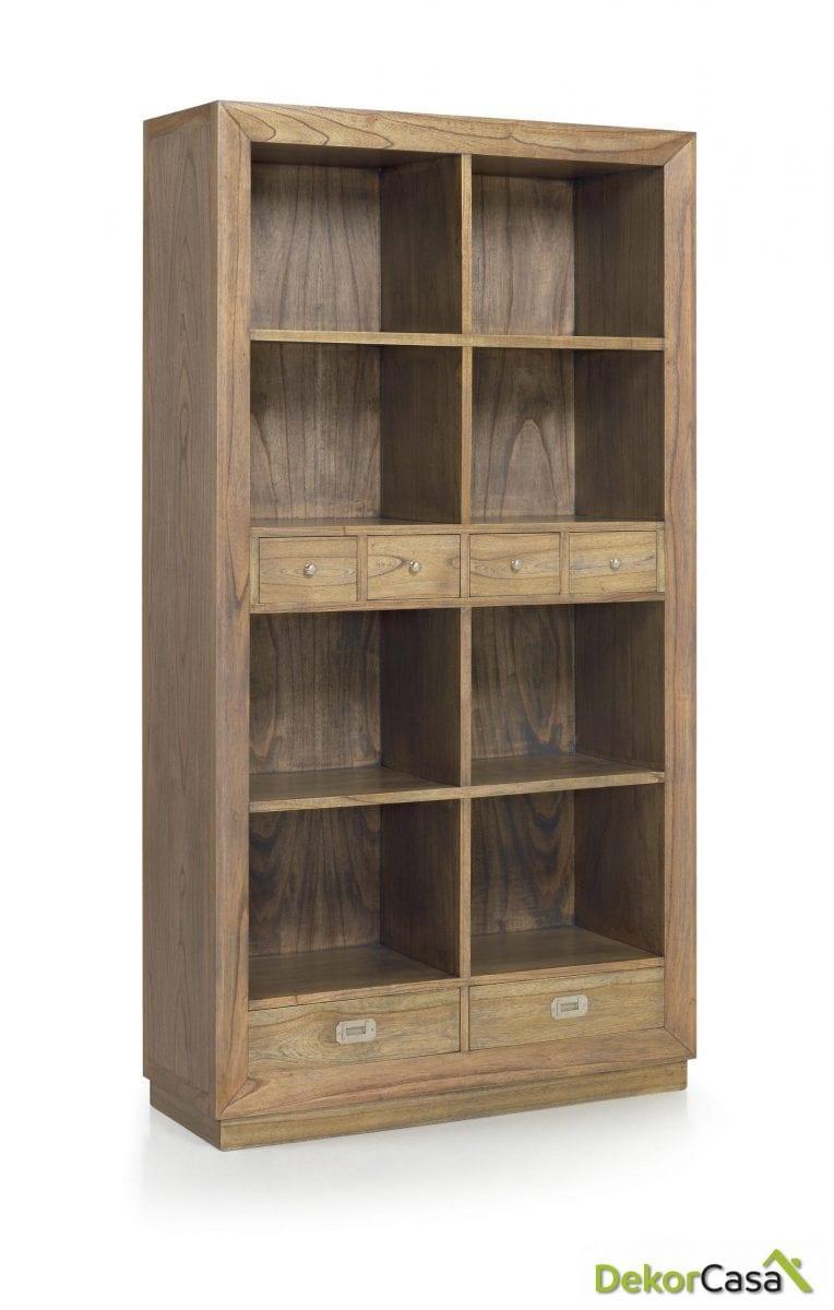 Libreria Merapi 100 x 40 x 190 cm
