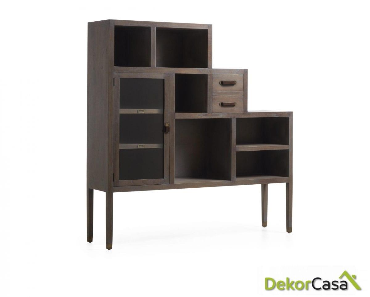 Libreria Spartan 150 x 35 x 150 cm