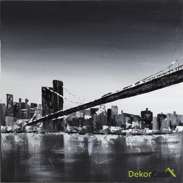 Lienzo Black Bridge