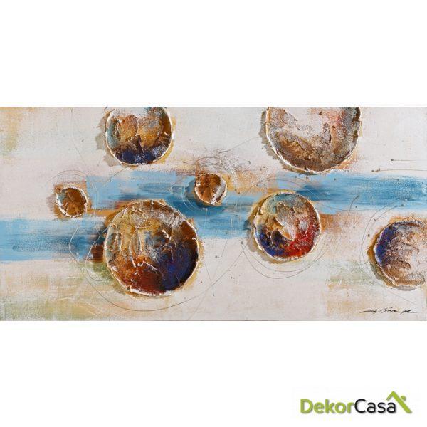Lienzo Brown Balls