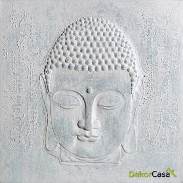 Lienzo Budha