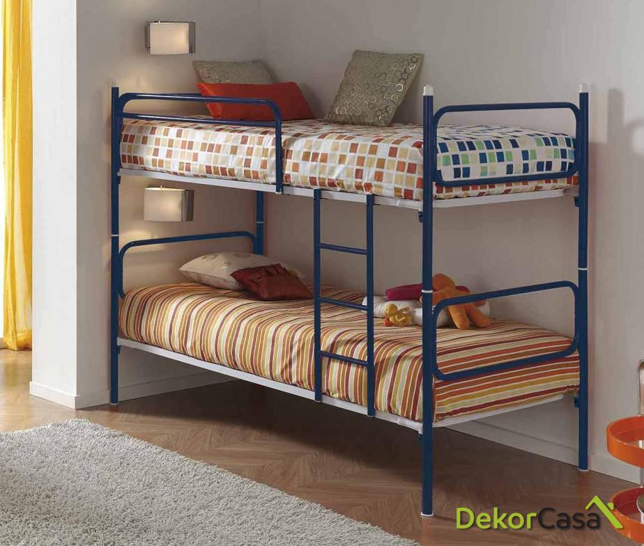 Litera transformable en 2 camas. R-TITE-2