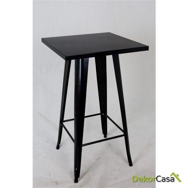 mesa alta tolix negra 1 1 1