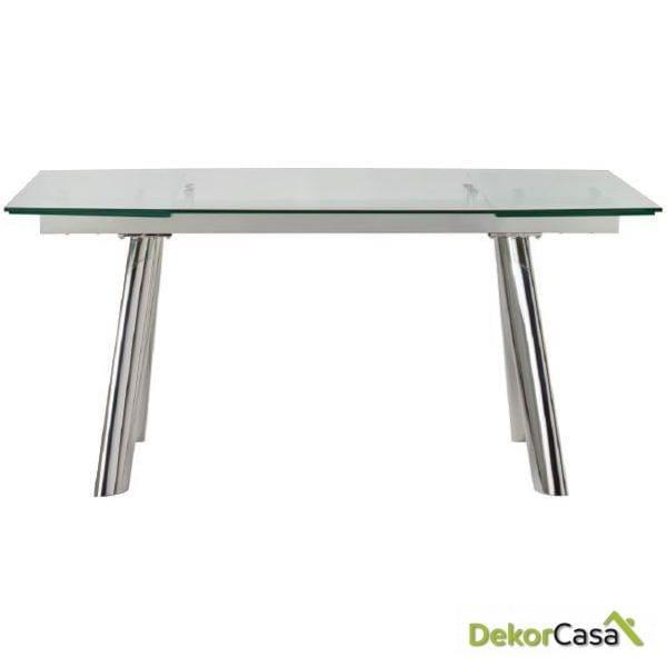 Mesa comedor extensible INFLUENCE 160/240 x 90 x 75 cm