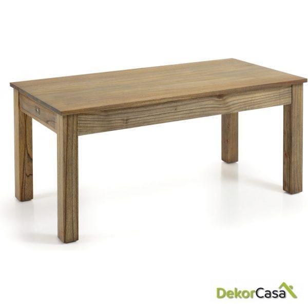 Mesa comedor Merapi Extensible 180/280 x 90 x 80 cm