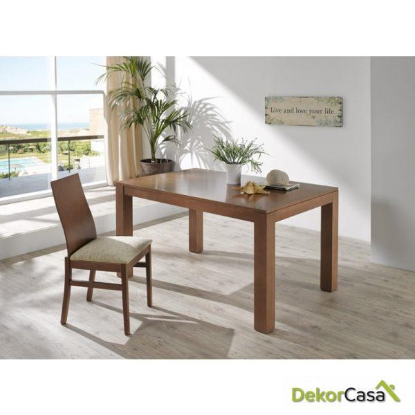 mesa de comedor extensible mod m700