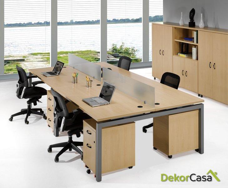 Mesa de oficina Euro 5000 Bench