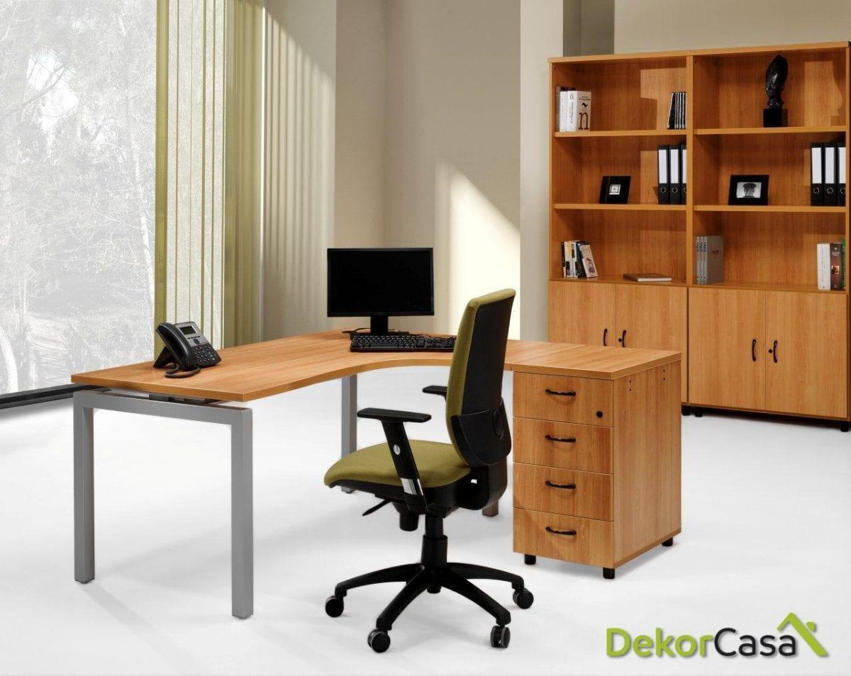 Mesa de oficina punto informático izquierda Euro 5000