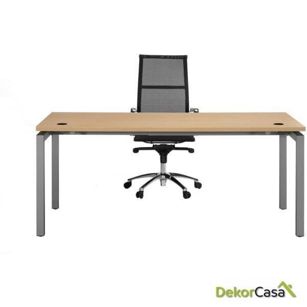 Mesa de oficina rectangular Euro 5000