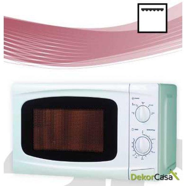Microondas blanco con grill SVAN-SVM-W720G