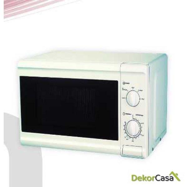 Microondas blanco sin grill SVAN-SVM-W700