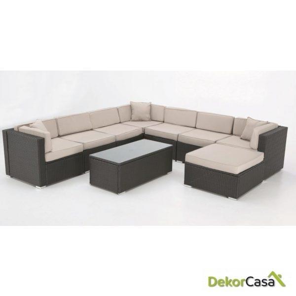 Modular lounge HAITI
