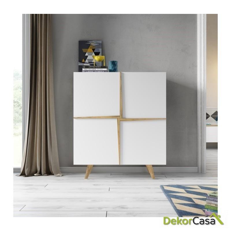 mueble alto cubo aspen