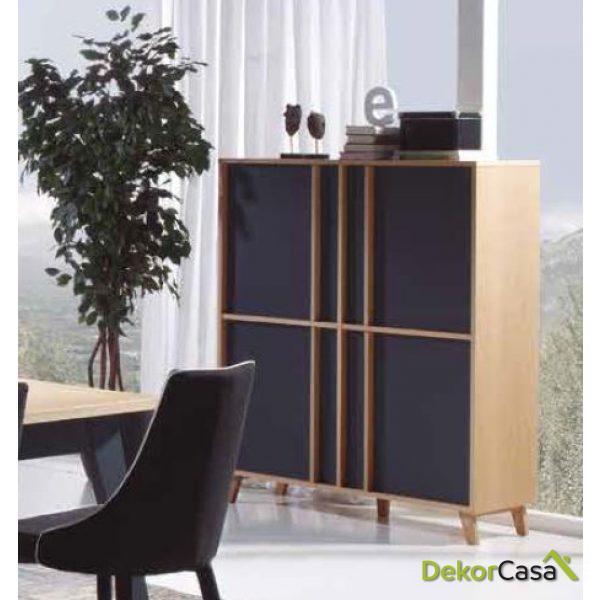 Mueble auxiliar Montse 118 x 40 x 139 cm