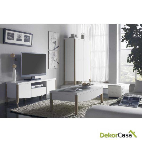 Mueble auxiliar Vanti 120 x 45 x 160 cm