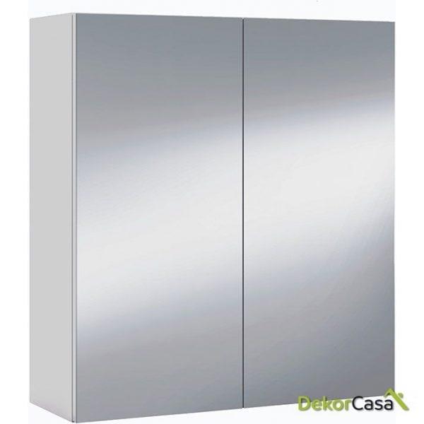 Mueble de baño camerino 2 puertas con  espejo