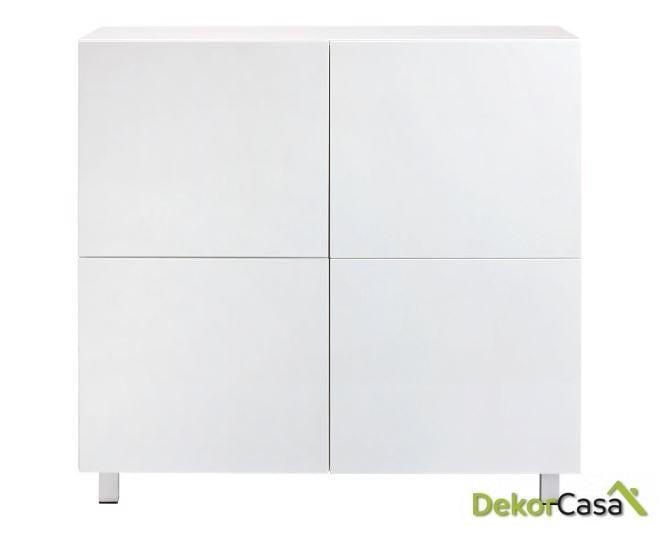 Mueble IMPOSSIBLE 100 x 40 x 100 cm