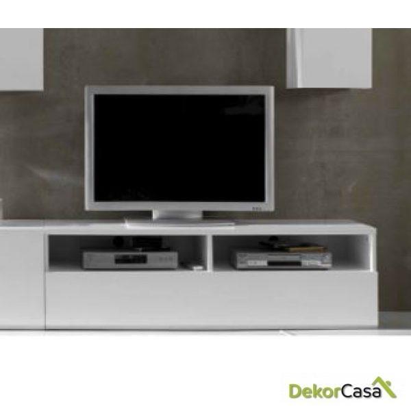 mueble TV 120 cm 120 x 43 x 45 cm