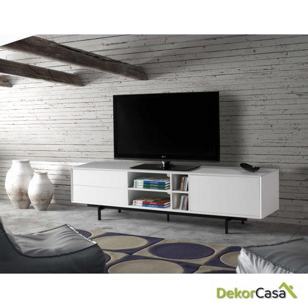 Mueble TV Beatriz 180 x 40 x 50 cm