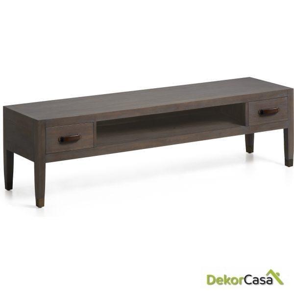 Mueble TV Spartan 150 x 40 x 40 cm