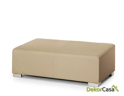 pouf rectangular