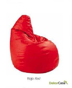 puff pera rojo