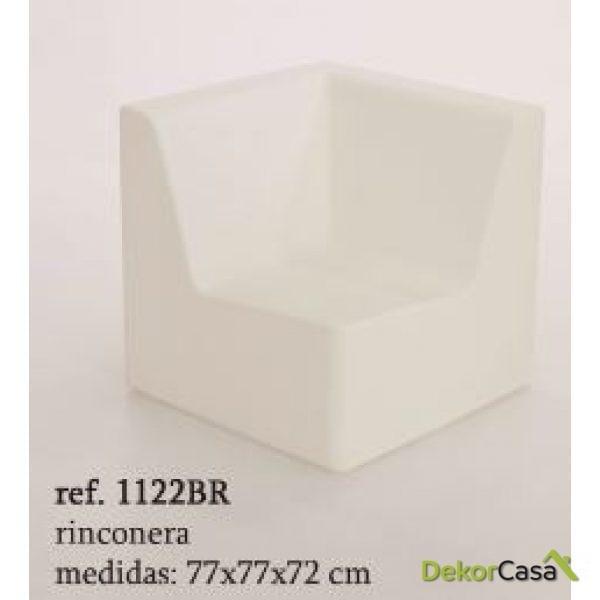 Rinconera formentera 77X77X72CM   112BR