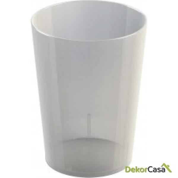 Set 16 Vasos Sidra Polipropileno 60cl