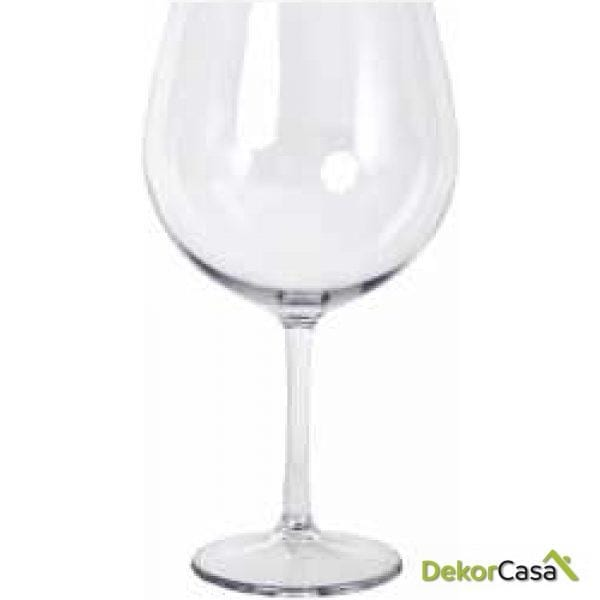 Set 4 Copas Gin Tonic 68cl