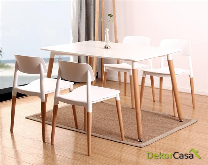 silla cros apilable madera polipropileno blanco 3 1