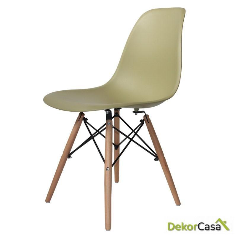 silla dali caqui