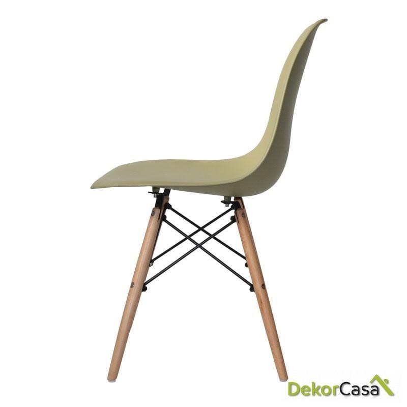 silla dali caqui 2