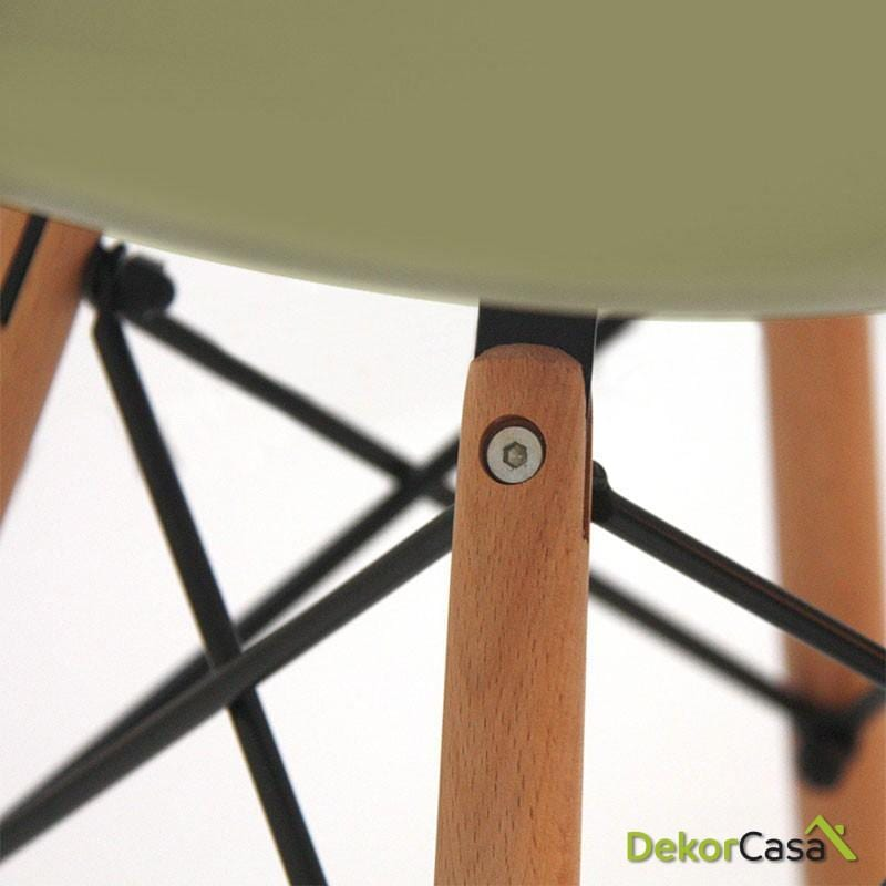 silla dali caqui 3