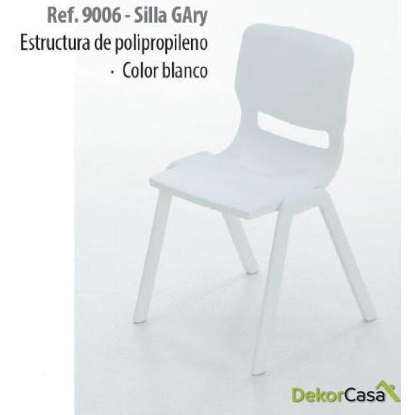 Silla Gary 51 x 48 x 81 cm