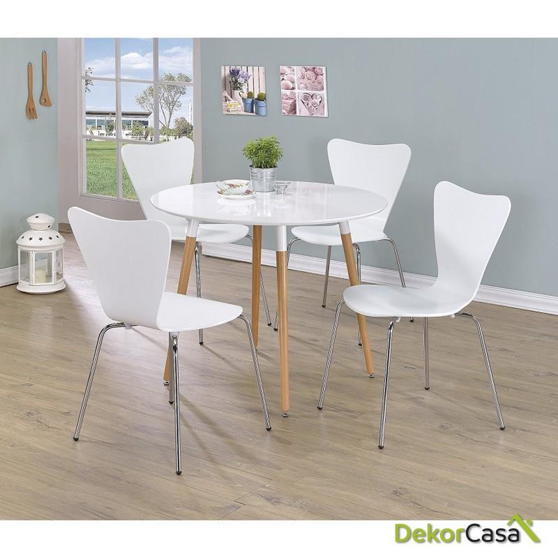 silla jacobsen madera 2