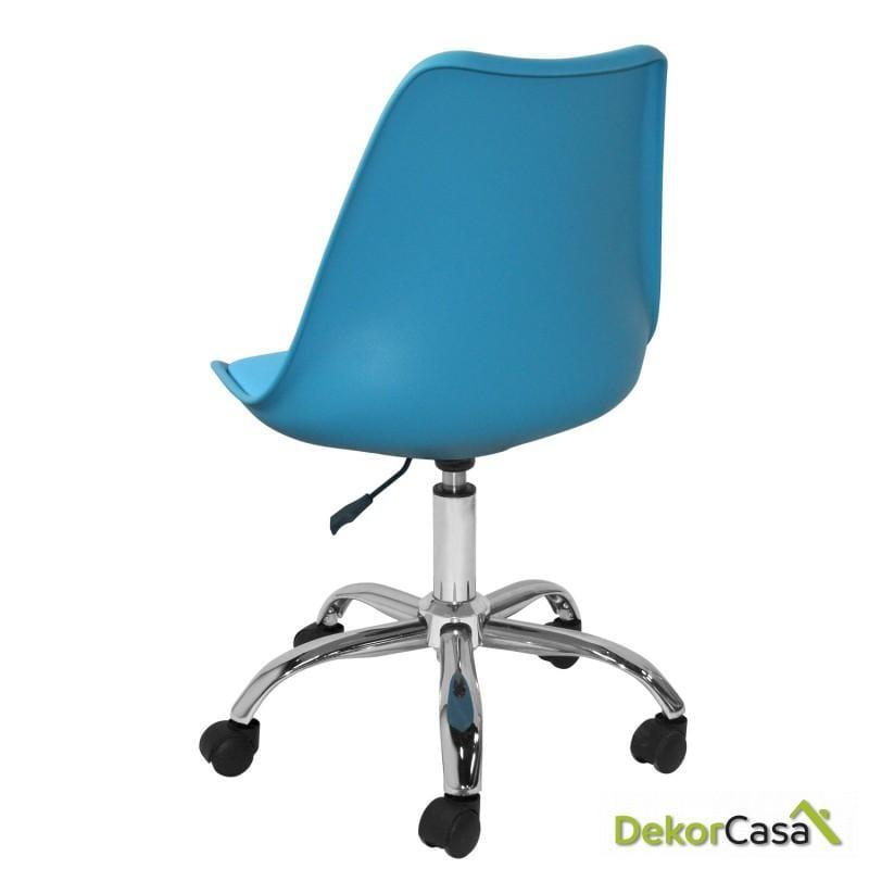 silla megan escritorio azul 2