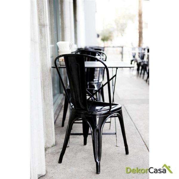 silla tolix negra 1