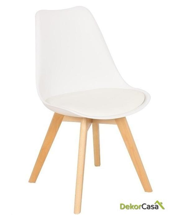 silla nordica tor blanca 1