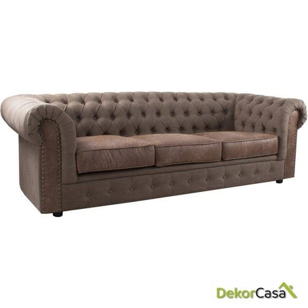 sofa 3 plazas espectacle 223x97x72 cm