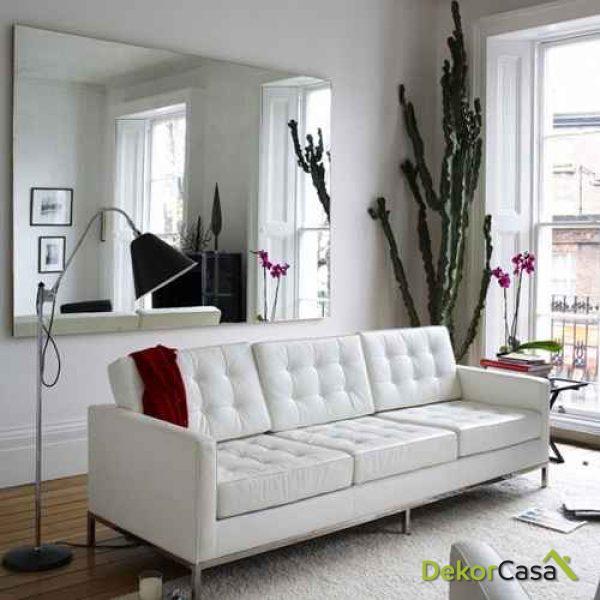 Sofa de Diseño Tapizado Floren 3 Plazas