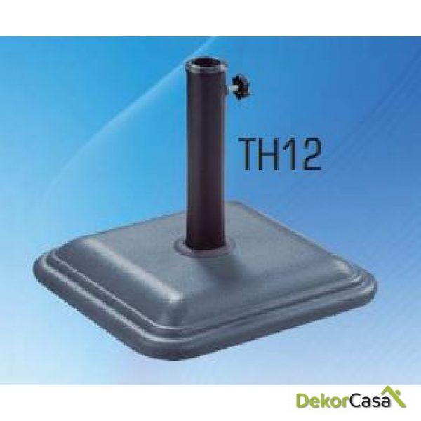 Soporte TH12 para parasol