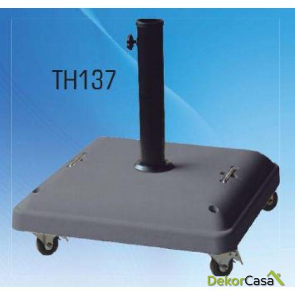 Soporte TH137 para parasol