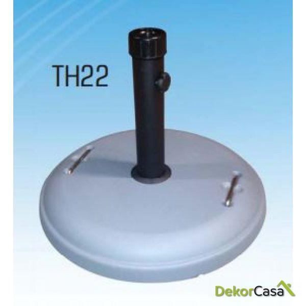 Soporte TH22 para parasol