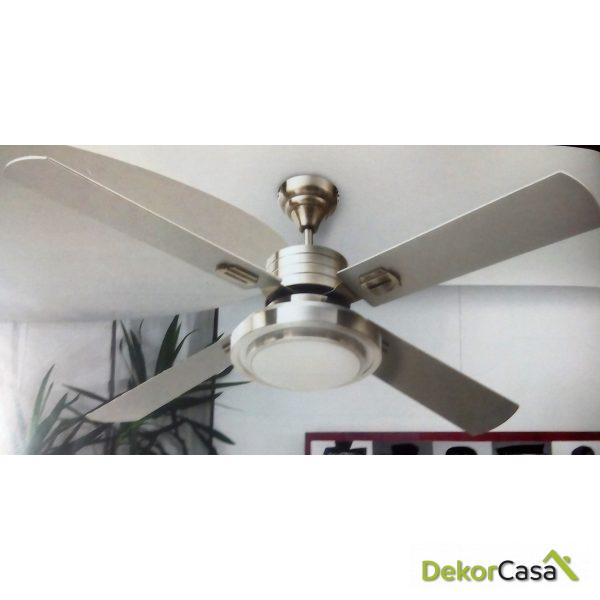 Ventilador de techo LED 4 aspas