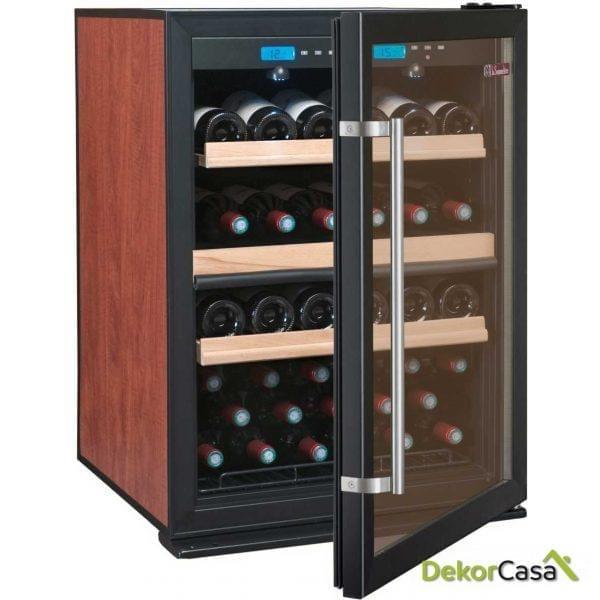 Vinoteca 60 botellas La Sommelière CTV80 2T
