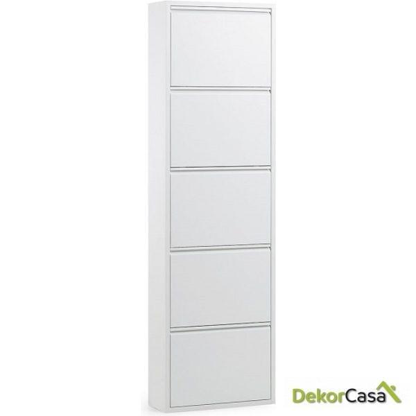 ZAPATERO UM Metal Blanco 15 P